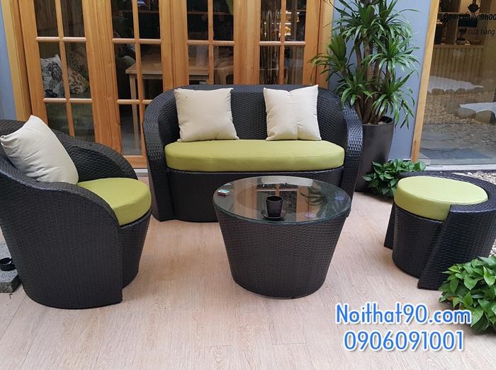 Sofa phòng khách, sofa nhà hàng 5708