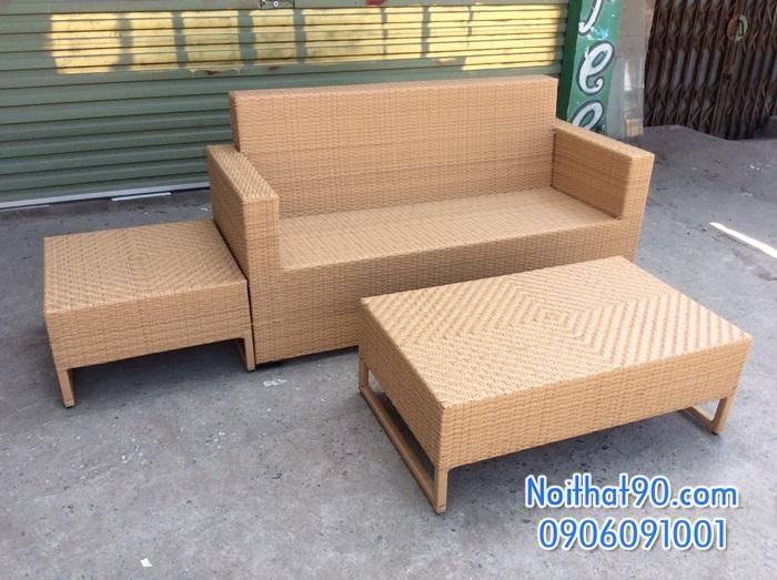 Sofa phòng khách, sofa nhà hàng cf0605