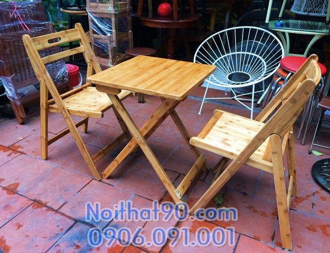 Bàn ghế tre 1576932