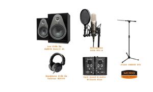 Giải pháp cho Phòng thu âm