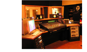 Phòng thu âm chuyên nghiệp