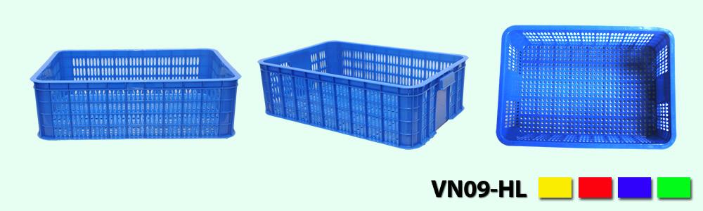 Sóng nhựa hở VN09-HL