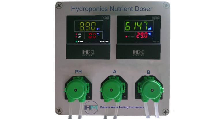 BỘ ĐIỀU KHIỂN PH/TDS/EC - Model: PSC150+PPH1000