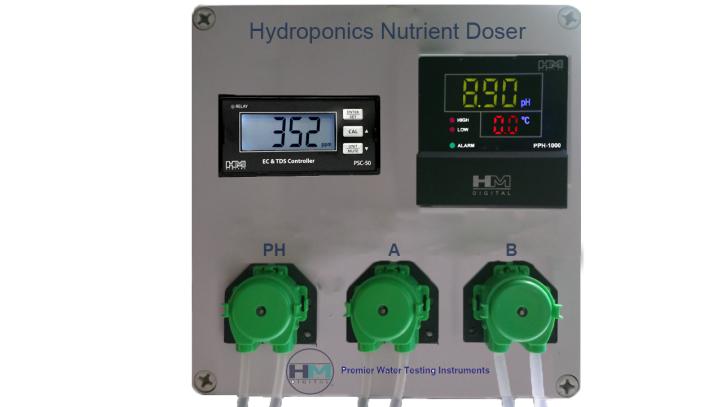 BỘ ĐIỀU KHIỂN PH/TDS/EC - Model: PSC50+PPH1000