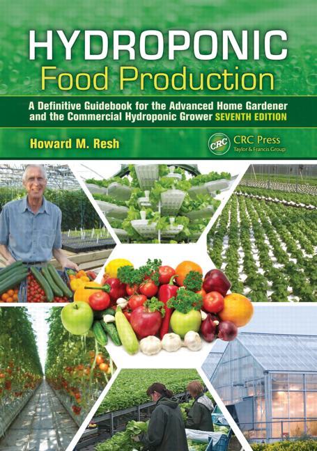 Sản xuất rau thủy canh - Howard M. Resh