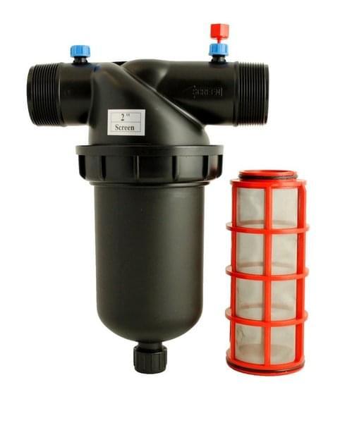 Lọc lưới 2 Icnh ( cho ống 60 mm)
