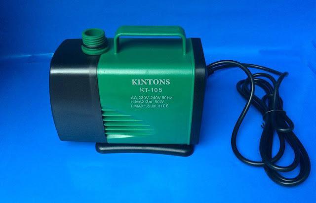 Máy bơm Kintons các loại