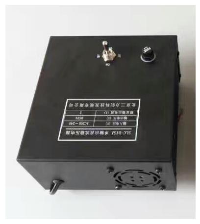 Nguồn cho motor cuốn hông và mái 24V ( cho 1 motor)