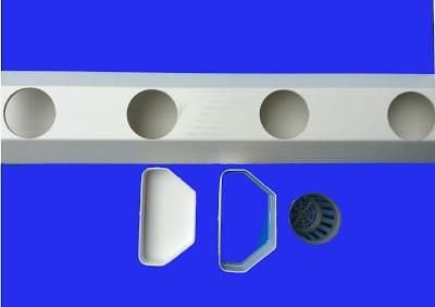 Ống NFT lục giác mẫu 01