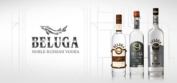 Rượu Beluga - Noble Russian Vodka
