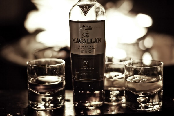 Rượu Macallan 21 Years