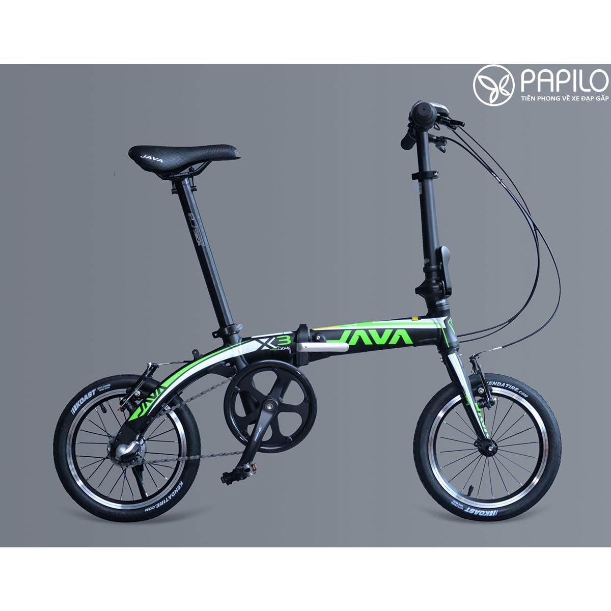 Java X3- Xe đạp Ý đẳng cấp hàng đầu châu âu
