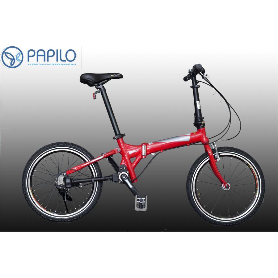 Xe đạp gấp không xích Maruishi (Nhật Bản)