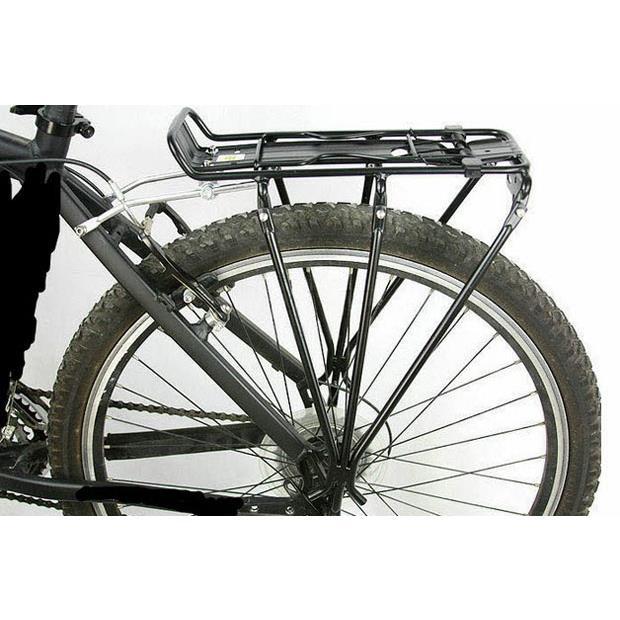 Bộ giá đèo hàng cho xe đạp hợp kim nhôm