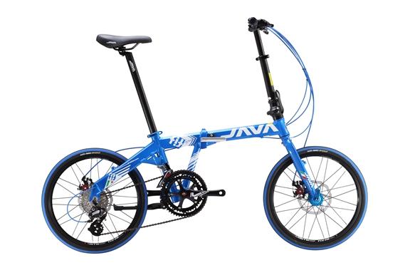 Xe đạp gấp Java Fit 16S D