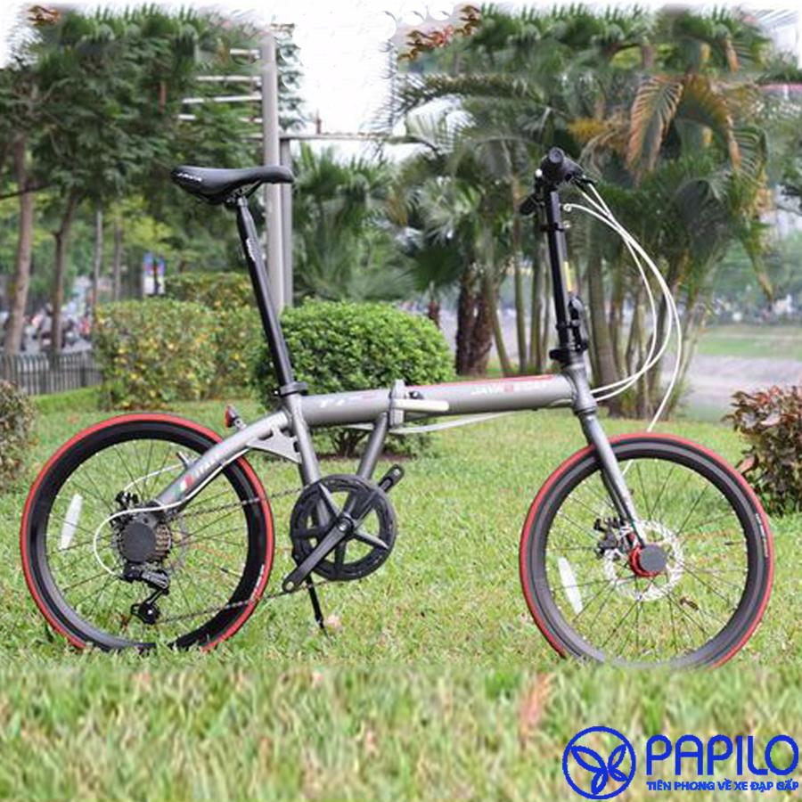 Xe đạp gấp Java Decaf TT 451
