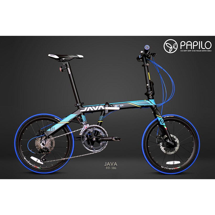 Xe đạp gấp Java Fit 18s