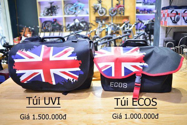 Túi đựng đồ gắn trên xe đạp, hiệu UVI
