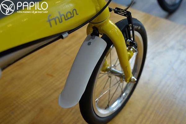 Chắn bùn mini dành cho xe đạp gấp cỡ 14-16 inch