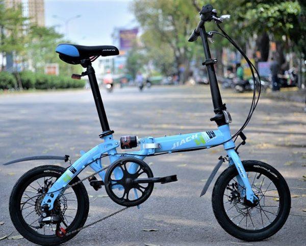 Xe đạp gấp Jiach T10