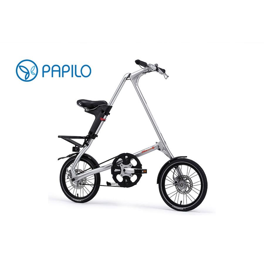 """Xe đạp gấp STRiDA EVO 18"""" – Cao Cấp Nhất Của Hãng STRIDA"""