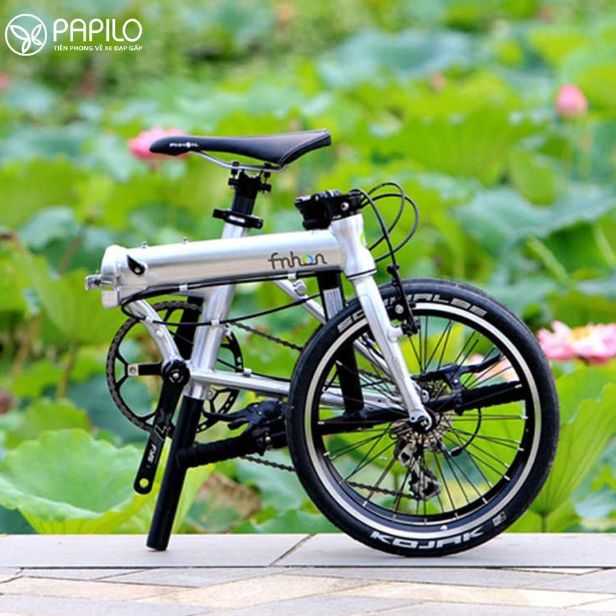 Xe đạp gấp Fnhon Zephyr – lướt nhẹ như cơn gió