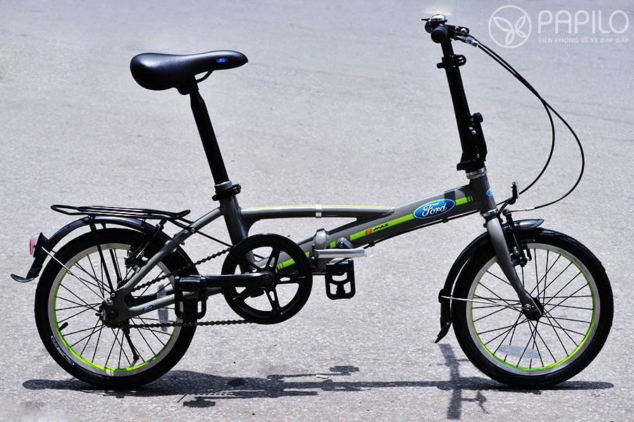Xe đạp gấp Ford B-max (Do hãng xe đạp Dahon sản xuất)
