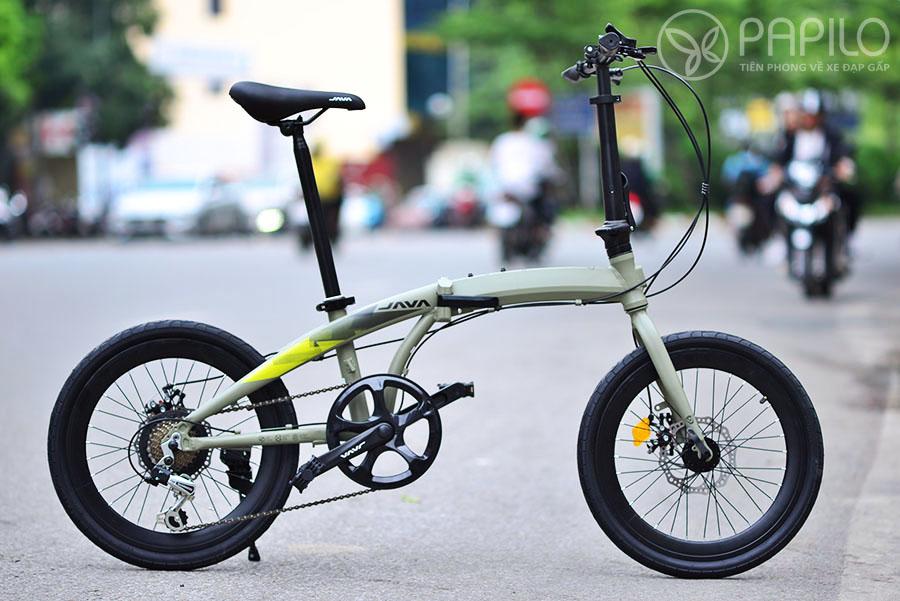 Xe đạp gấp Java Zelo