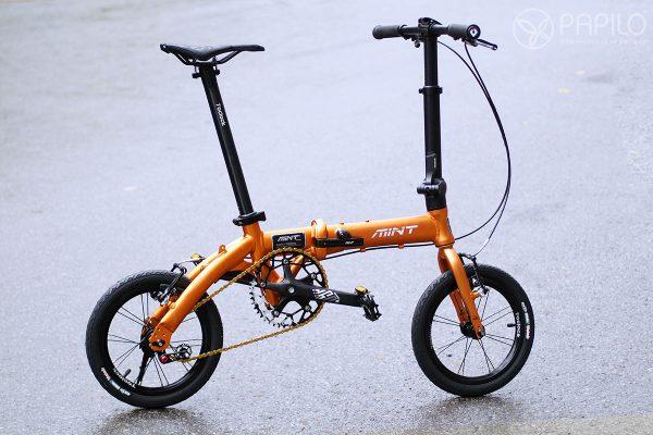 MINT T1 – Xe đạp gấp siêu nhẹ