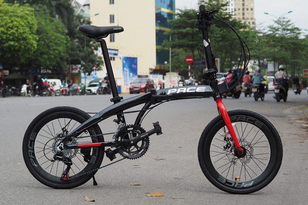Pace Tiger – Xe đạp gấp Thái Lan, kiểu dáng thể thao