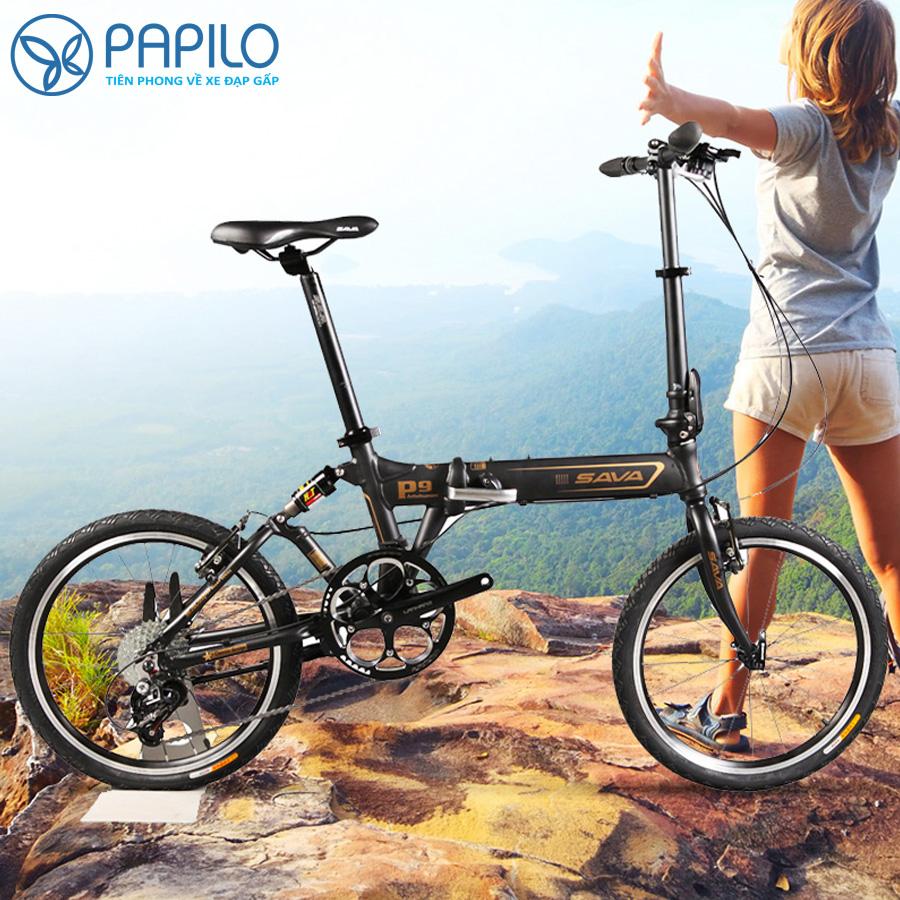 Xe đạp Sava P9