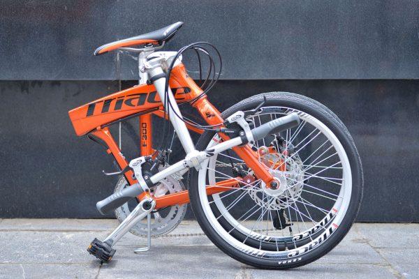 Triace F300 – Xe đạp gấp dành cho người đam mê thể thao tốc độ