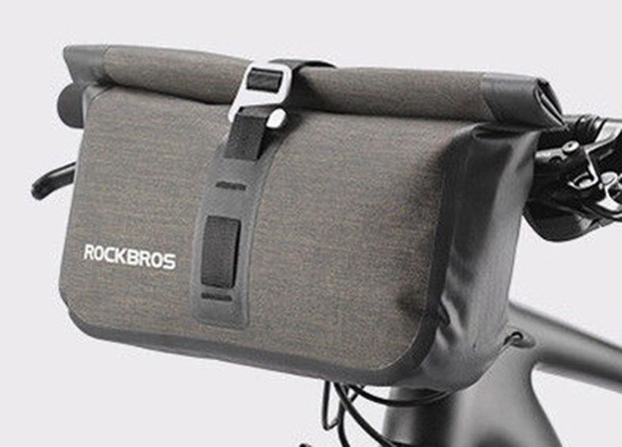 Túi treo ghi đông xe đạp Rockbros AS-016