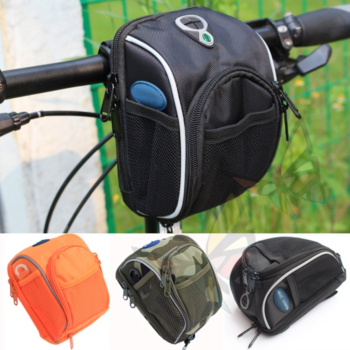 Túi Dahon gắn trên ghi-đông xe đạp (vải chống nước)