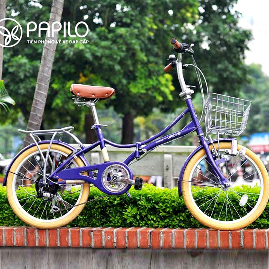 Xe Đạp Gấp Nhật Bản - Vaiche 602