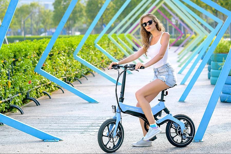 Xe đạp trợ lực điện Onebot S6