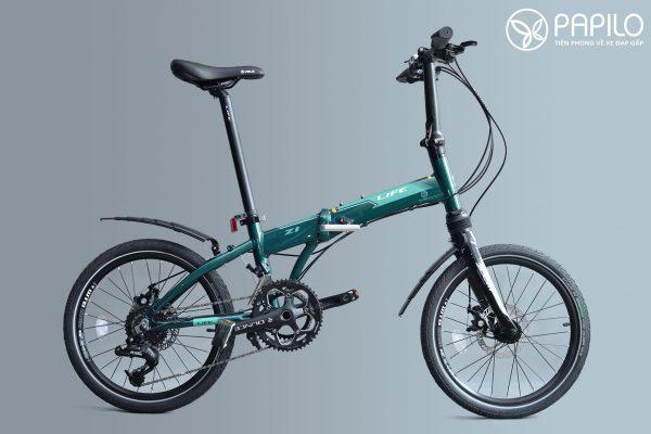 Life Z1 – Xe đạp thể thao gấp gọn thế hệ mới 2020