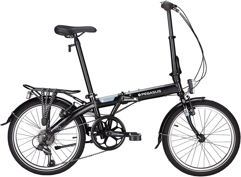 Pegasus P7S – Xe đạp gấp của Đức : Khỏe, Chắc, Bền