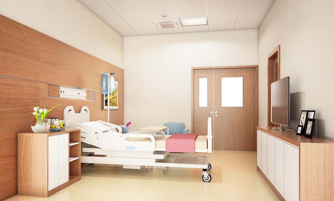 Kết quả hình ảnh cho nội thất bệnh viện