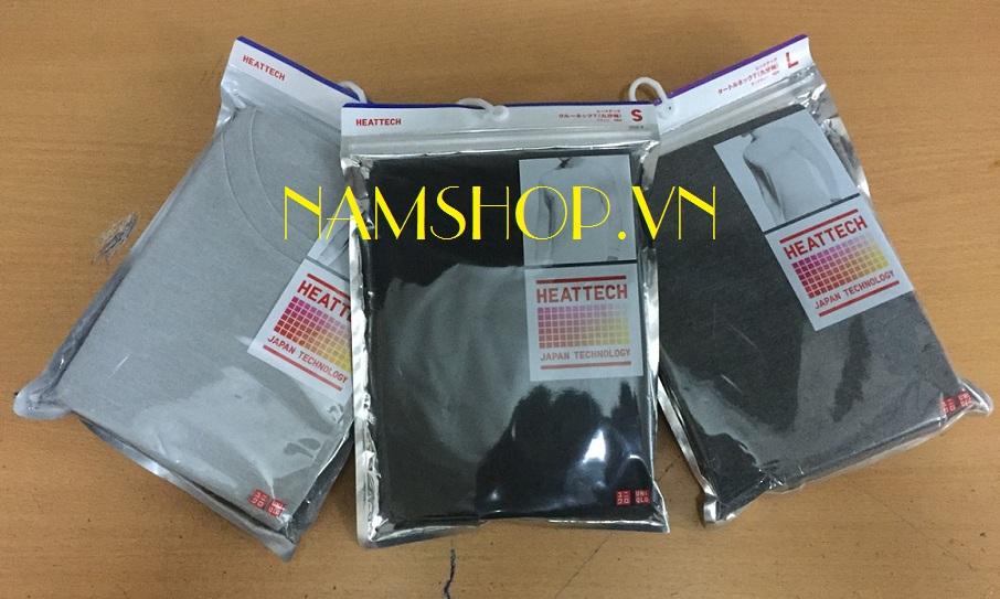 Hình ảnh gói áo giữ nhiệt Heattech Uniqlo