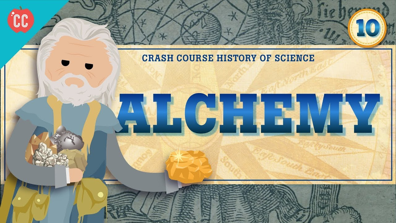 Alchemy: History of Science #10
