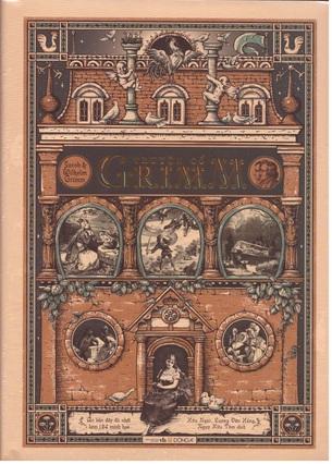 Truyện Cổ Grimm (Ấn Bản Cao Cấp)