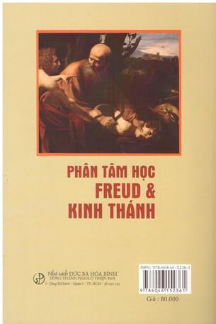 Phân tâm học Freud và Kinh thánh Marie Balmary