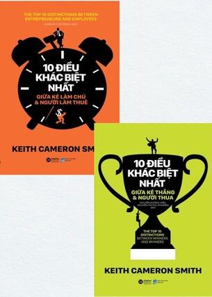 10 Điều Khác Biệt Nhất Giữa Kẻ Thắng Và Người Thua - Keith Cameron Smith