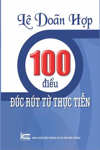 Lê Doãn Hợp 100 Điều Đúc Rút Từ Thực Tiễn