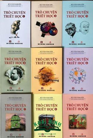 Trò Chuyện Triết Học Trọn Bộ (9 tập) - NNC Bùi Văn Nam Sơn