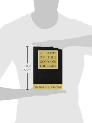 A Theory of the Good and the Right (Great Minds)