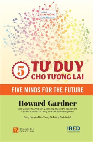 Bộ 4 cuốn Cơ Cấu Trí Khôn Sáng Tạo Howard Gardner