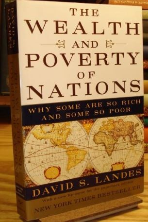 The Wealth and Poverty of Nations: Why Some Are So Rich and Some So Poor: Why Some Are So Rich and Some Are So Poor