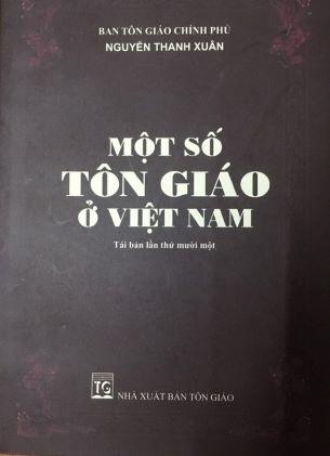 Một số tôn giáo ở Việt Nam - Nguyễn Thanh Xuân